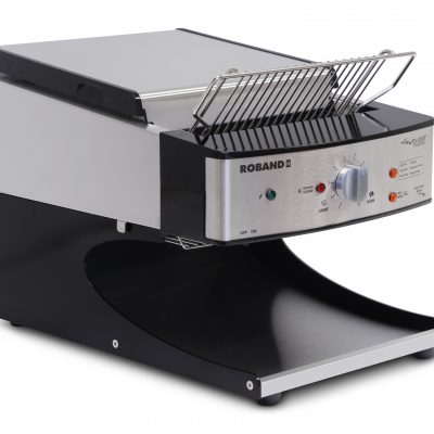 Roband Sycloid Black Buffet Toaster - ST350AB