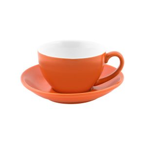 Bevande Intorno Coffee/Tea Cup 200ml Jaffa (Orange)