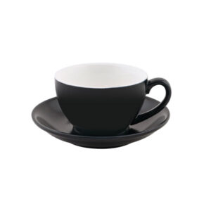 Bevande Intorno Coffee/Tea Cup 200ml Raven (Black)