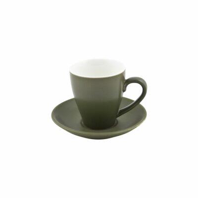 Bevande Cono Cappuccino Cup 200ml Sage (Green)