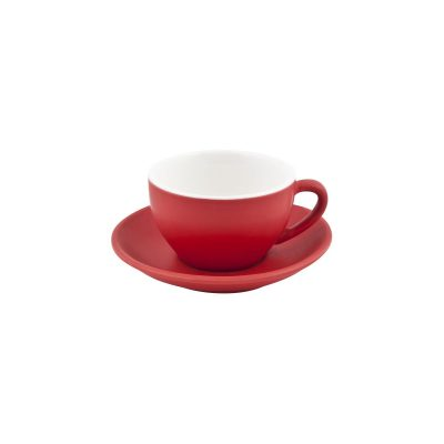 Bevande Intorno Coffee/Tea Cup 200ml Rosso (Red)