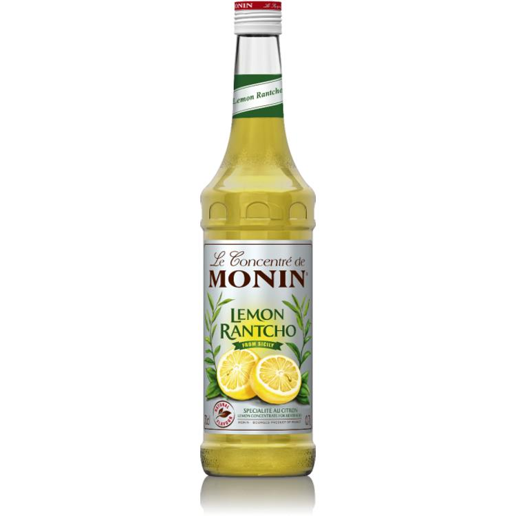 Monin Syrup 700ml Lemon Rancho