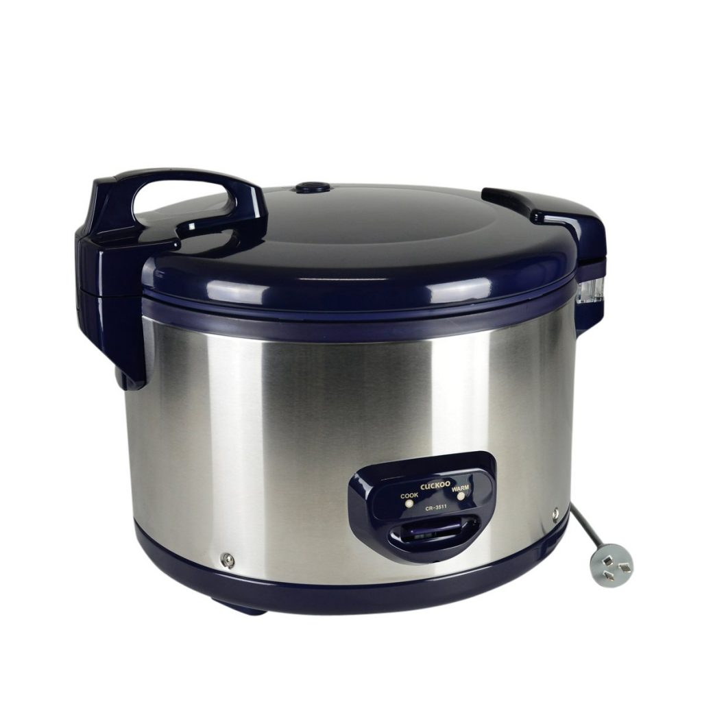 Cuckoo Commercial 35 Cup Stainless Steel Rice Cooker 6.3ltr