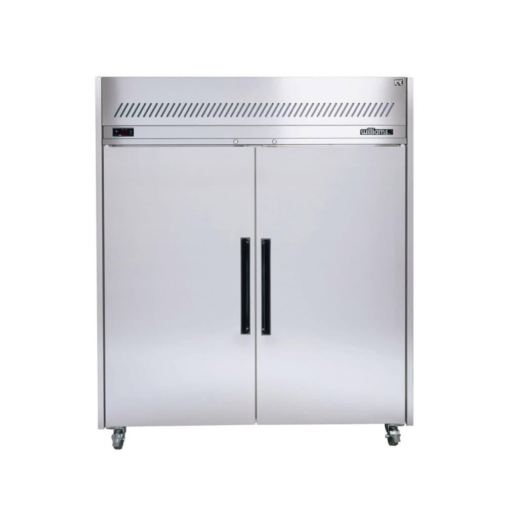 SKOPE Refrigeration | PG250 2 Solid Door 1/1 Underbench GN