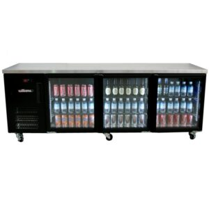 Counter & Bar Fridges