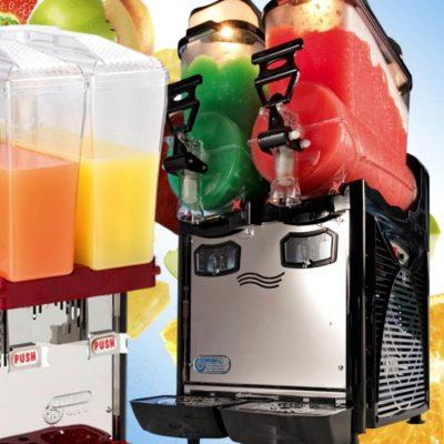 Slushie & Drink Dispensers
