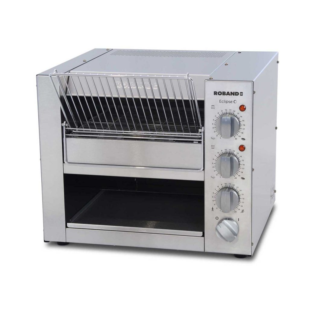 Roband Eclipse Bun & Snack Conveyor Toaster 14Amp