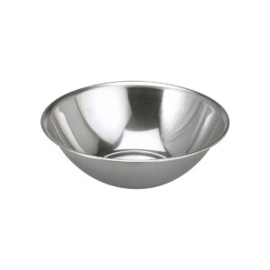 Chef-Inox-Mixing-Bowl-S/S-10Ltr-410x135mm-07213