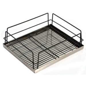 Glass-Basket-Drip-Tray-S/Steel-425x350mm