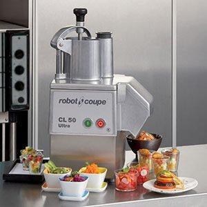 Vegetable Preparation Machines