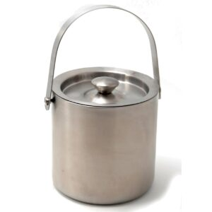 Ice/Rice-Bucket-Insulated-S/Steel-1.8Litre-95015