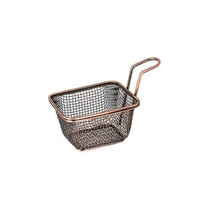 Moda-Brooklyn-Service-Baskets-Rectangular-Antique-Copper-100x90x65mm-73710-AC