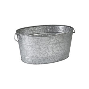 Moda-Oval-Beverage-Tub-Galvanised-460x355x220mm