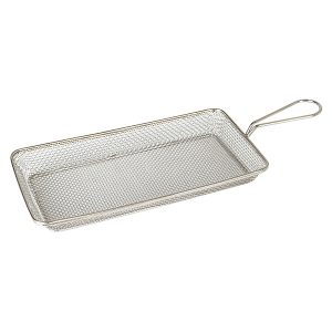 Moda-Rectangular-Service-Basket-S/Steel-280mmx150mmx25mm-73730