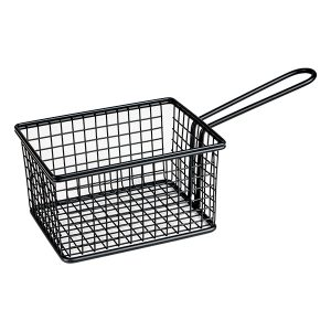 Moda-Service-Basket-Square-Rectangular-Matt-Black-248x114x80-73824-BK