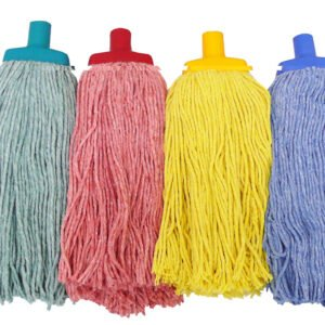 Mop-Cotton-Solid-Colour-400g-Blue-suits-handle-MHPC-B-CMMB