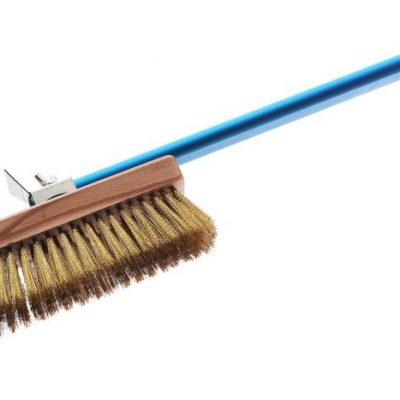 Oven-Brush-Alfa-Ref-BRASS-BRISTLES-20x6cm-Head-180cm-Length-AC-SP/180