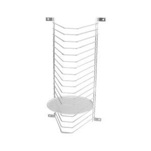 Pizza-Plate-Rack-18-Slot-Wall-Mount-66001