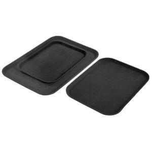 Service-Tray-Plastic-Non-Slip-Black-350-x-450mm-89162