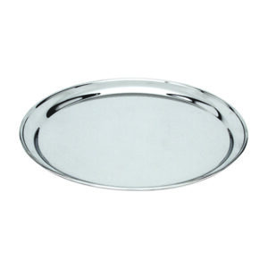 Service-Tray-Stainless-Steel-Round-350mmD-76135