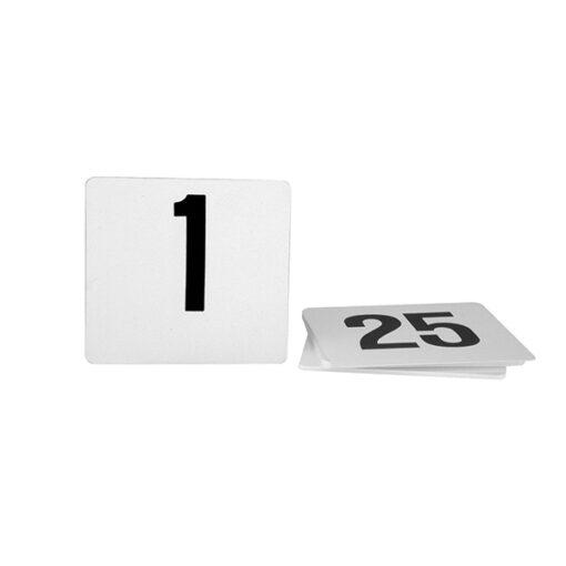 Table-Number-Set-Plastic-Lrg-Black-on-White-1-25-70250
