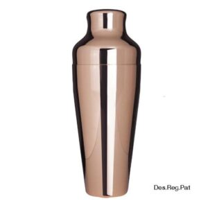 Uber-Bar-Tools-Cocktail-Shaker-M-Shaker-Copper-600ml-46/MSHAKER-C