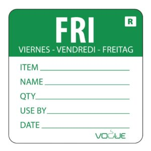 Vogue-Removable-Day-of-the-Week-Label-Friday-Green---500-per-Roll-DL070