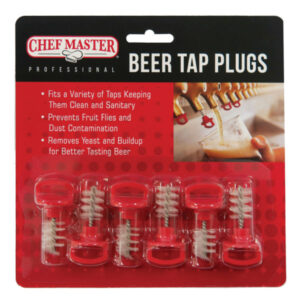 Chef-Master-Beer-Tap-Plugs-Packet-of-6-90216