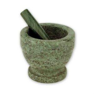 Mortar-&-Pestle-Conical-Granite-180mm-32118