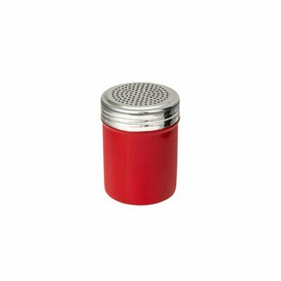 Salt-Dredger-18/8-Stainless-Steel-Red-Body-285ml-48005-R