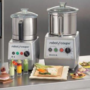 Cutter Mixers